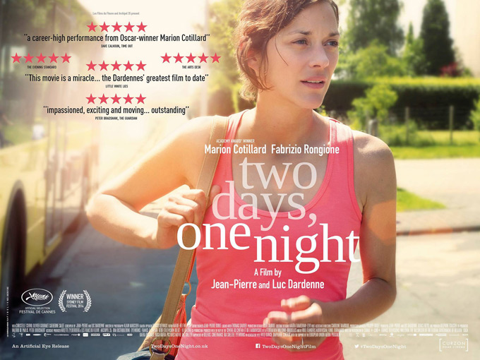 Two Days One Night Poster